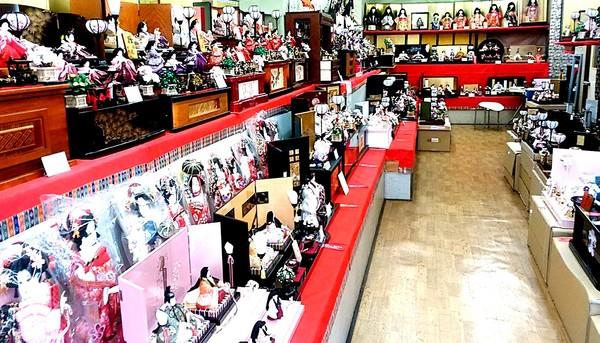 🎎雛人形早期特別販売会開催中✨1月31日まで