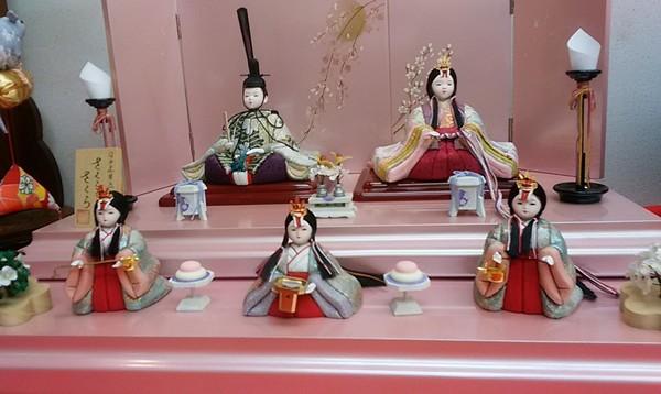 ひな人形クリアランスセール開催中🌸本日から2月25日まで🎎