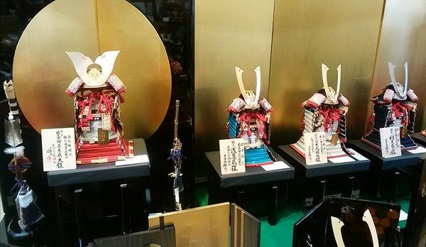 新作五月人形特別販売会開催🌈本日より3月31日まで