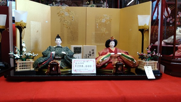 新作💕羽子板・破魔弓・雛人形✨早期特別予約販売会開催✨11月30日まで